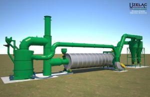 Green Biomass Suspension Burner 2