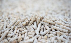 The wood pellet market continues to rise in Japan.