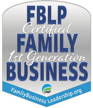 Certified First Generation - Family Business Leadership Partners